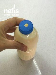 Pankek Çok Pratik Drink Bottles, Recipes, Food, Check, Waffles, Meal, Eten, Hoods, Meals