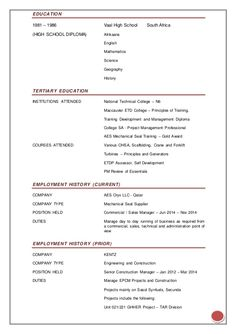 How To Make A Resume For A First Job Resume Examples After First Job  Pinterest  Resume Examples