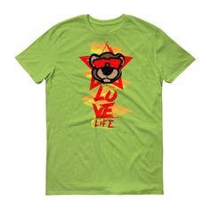 Leo Lion 2 Short sleeve t-shirt