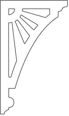 Snickarglädje till ditt hus, här konsol 060 från gaveldekor. Köp Snickarglädje och dekoration till verandan, farstukvisten, hela huset och villan. Måttanpassade konsoler, staket och räcken med snickarglädje. Du hittar gammaldags träräcke att köpa, trästaket med detaljer, mönster, ornament, dekoration för huset, snideri, träsnideri och snickarglädje med krusiduller och krumelurer till fastukvist och veranda samt dekor till taket och vindskivorna. Nockdekor och gavelornament. Dekoration till…
