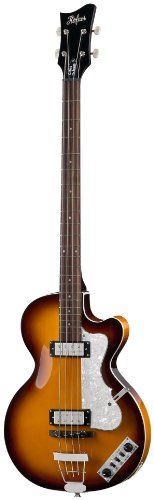 Hofner HOF-HI-CB-SB 4-String Bass Guitar Reviews $ 376.30 Bass Guitars Product Features Ignition Club Bass Maple Body One piece construction Bass Guitars Product Description Hofner's Club lineup of guitars and basses is widely revered for capturing the perfect balance between acoustic and electric so .. http://www.guitarhomes.com/hofner-hof-hi-cb-sb-4-string-bass-guitar-reviews-4/