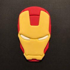 Thundercats Cake Comics And Cartoons - My Dunsire Spiderman Cupcake Toppers, Fondant Cupcake Toppers, Cupcake Cakes, Iron Man Cupcakes, How To Make Iron, Iron Man Face, Iron Man Birthday, Superman Cakes, Funny Birthday Cakes