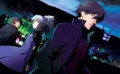 DARKER THAN BLACK 27