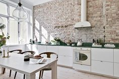 Veckans hem har Sveriges finaste kök