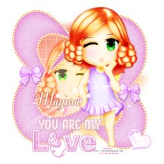 YOU ARE MY LOVE TAG