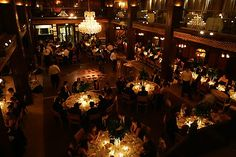 Cicada, Los Angeles.  Our wedding venue.  I loved this place!