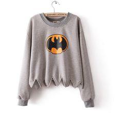 POR ENCOMENDA - Blusa Batman - Rocket Queen Store