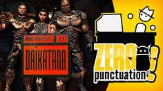 Daikatana - John Romero's B**** (Zero Punctuation)