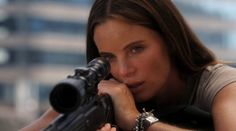 "Burn Notice 5x16 ""Depth Perception"" - Fiona Glenanne (Gabrielle Anwar)"