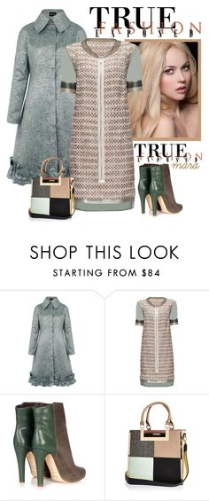 """True Fashion"" by marastyle ❤ liked on Polyvore featuring Paskal, Lattori, Malone Souliers and River Island"