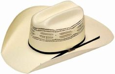 Twister T71800 Adult's Bangora 4-in Colton/Coahuila Western Hat White 7 1/8-in *** Continue to the product at the image link.