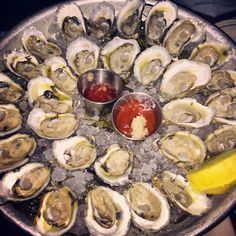 Mermaid Oyster Bar Is there anything more gorgeous (and delicious) than a platter of oysters?Mermaid Oyster Bar, 79 Macdougal Street (between Houston and Bleecker streets); 212-260-0100.
