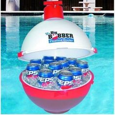 AMRC1700125  The Big Bobber Floating Cooler -- To view further for this item, visit the image link.Note:It is affiliate link to Amazon.