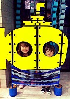 Submarine - ocean theme party