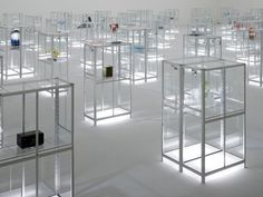 Exhibition Design by Nendo