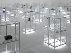 Exhibition Design by Nendo