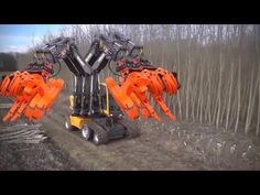Dangerous Large Work Tractor Chainsaw Wood Machines, Fastest Extreme Technology Trees Cutting - YouTube Tree Felling, Chainsaw, Tractors, Pakistan News, Composting, Wood, Motors, Youtube, Trees