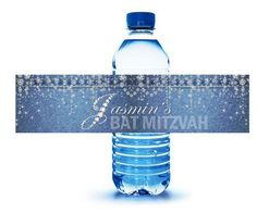 denim and diamonds water bottle stickers - Google Search