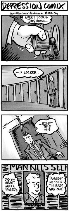 depression comix #31