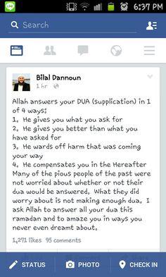 Alhamdulillah, made me smile!!
