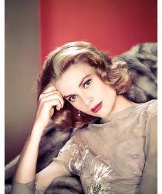 Grace Kelly, classic beauty