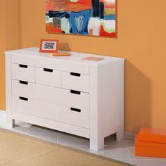 Para manter a casa ainda mais organizada e bonita as cômodas são uma ótima opção.