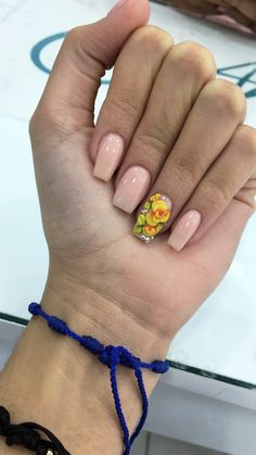 45 Beautiful Nailart Inspirations Every Girl Must Try Right Now – Page 3 – Style O Check Perfect Nails, Gorgeous Nails, Pretty Nails, Best Acrylic Nails, Acrylic Nail Designs, Ballerina Nails, Dream Nails, Fancy Nails, 3d Nails