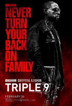 Triple 9 Chiwetel Ejiofor