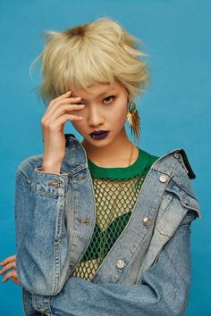 """koreanmodel: """"Jung Ho Yeon by Shin Seon Hye for Singles Korea Mar 2017 """" - hair n style ref Pretty People, Beautiful People, Fotografie Portraits, Sports Drawings, Photographie Portrait Inspiration, Female Character Inspiration, Poses References, Hair Reference, Photo Reference"""