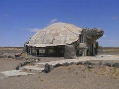 Maison carapace