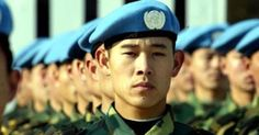 Image result for canadian peacekeeping beret
