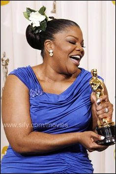 Mo'Nique, the comedian turned degenerate villain in Precious, walked away with the Best Supporting Actress award at this year's 82nd Annual Academy Awards
