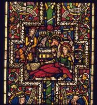 Birth of Christ, c.1250 / 60, Cologne Cathedral, Dom, Köln, © Köln, Dombauarchiv