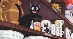 KIKI'S DELIVERY SERVICE (aka MAJO NO TAKKYUBIN魔女の宅急便) (1989)