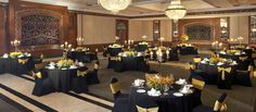 Celebrations and conferences at exciting discounts at the 'Summit' banquet venue. We transform the venue according to your needs. Book now.  #partyhall #banquet #weddinghall #banquethall  Visit: http://www.cinnhotels.com/summit.html