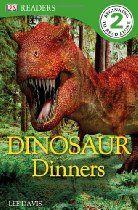 Dinosaur Dinners (DK Readers Level 2)  £3.90 #kidlit