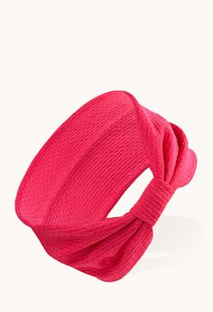 Everyday Knotted Headwrap | FOREVER21 - 1000108180