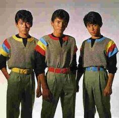 俺たちシブがき隊 80年代
