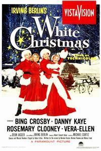 White Christmas, un de mes films préférés dans la période des Fêtes!