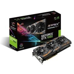 NVIDIA GeForce GTX 1060  	  	Bus Standard  	PCI Express 3.0  	  	OpenGL  	OpenGL®4.5  	  	Video Memory  	GDDR5 6GB  	  	Engine Clock  	OC Mode - GPU Boost Clock : 1746 MHz , GPU Base Clock : 1531 MHz  	Gaming Mode (Default) - GPU Boost Clock : 1708 MHz , GPU Base Clock : 1506 MHz   	*Retail goods are with default Gaming Mode, OC Mode can be adjusted with one click on GPU Tweak II  	  	CUDA Core  	1280  	  	Memory Clock  	8008 MHz  	  	Memory Interface  	192-bit  	  	Resolution  	Digital Max…