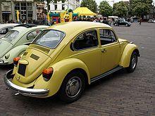 Volkswagen Kever - 1973