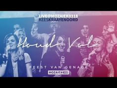 Houd Vol (Opw. 798) - Live@Mozaiek0318 - YouTube Christian Music, My Music, Bible, Faith, Social Media, Album, Concert, Youtube, Movie Posters