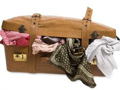 Did you just book that last minute vacation? Smart Travel Packing Tips. These packing hacks are sure to change the way you travel. One Suitcase, Suitcase Packing, Travel Packing, Travel Luggage, Travel Tips, Travel Hacks, Honeymoon Packing, Cruise Packing, Travel Gadgets