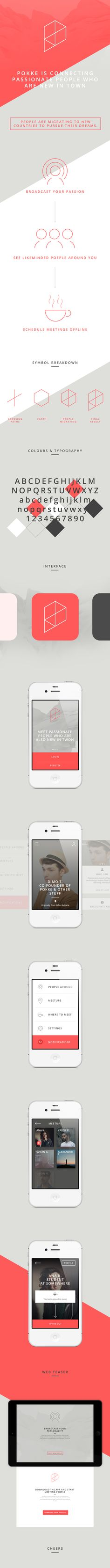 me is connecting passionate people who are new in town. Email Template Design, Email Templates, Mobile Design, Mobile Ui, Ui Ux, User Interface, Ui Design, Behance, Apps