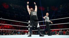 Dean Ambrose vs. Kevin Owens: Fotos
