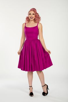 Pinup Couture Jenny Dress in Baton Rouge | Retro Style Dress | Pinup Girl Clothing