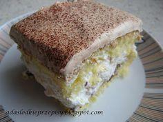 Słodkie przepisy: Ciasto z nutellą