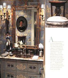 Vanity sink by Charles Faudree