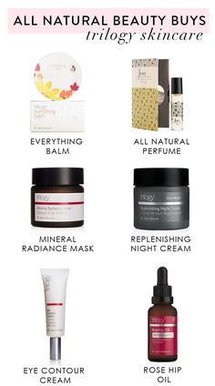 Charmingly Styled: all natural beauty buys - trilogy skincare. Absolutely loveeeeeee Trilogy skincare!!!