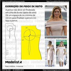 Clothing Patterns, Dress Patterns, Sewing Patterns, Costura Fashion, Clothes Dye, Dama Dresses, Modelista, Pattern Drafting, Fashion Sewing